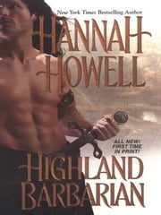 Highland Barbarian ebook by Howell, Hannah