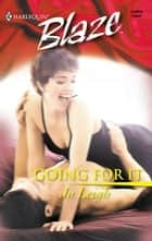 Going For It ebook by Jo Leigh