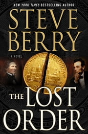 The Lost Order - A Novel ebook by Kobo.Web.Store.Products.Fields.ContributorFieldViewModel