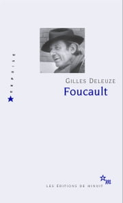 Foucault ebook by Gilles Deleuze