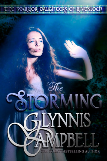The Storming ebook by Glynnis Campbell