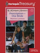 Prescription-One Bride ebook by Marion Lennox