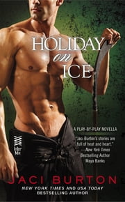 Holiday on Ice ebook by Jaci Burton