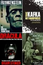 Frankenstein second edition norton critical editions ebook by frankenstein dracula dr jekyll mr hyde and metamorphosis bumper pack fandeluxe Choice Image