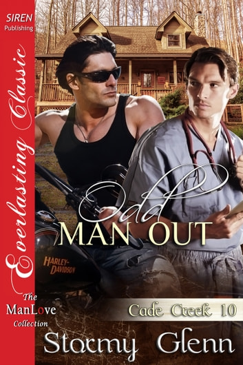 Odd Man Out ebook by Stormy Glenn