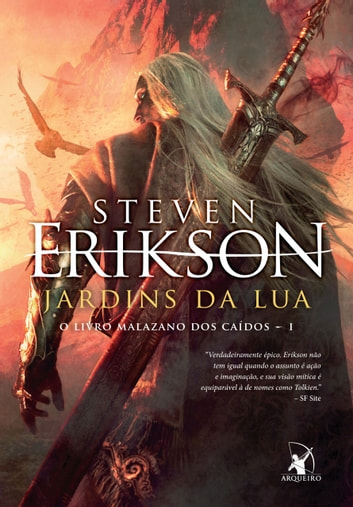 Jardins da lua ebook by Steven Erikson