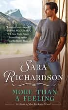 More Than a Feeling ebook by Sara Richardson