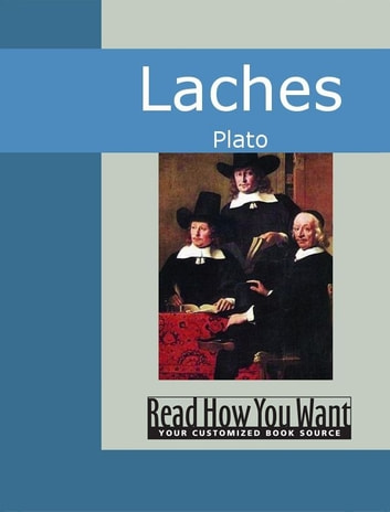 Laches eBook by Plato,