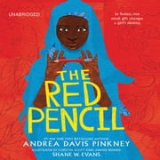 The Red Pencil audiobook by Andrea Davis Pinkney