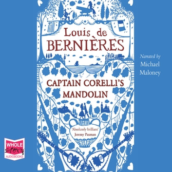 Captain Corelli's Mandolin audiobook by Louis de Bernières