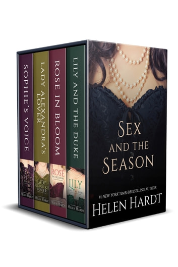 Sex And The Season Series - Helen Hardt