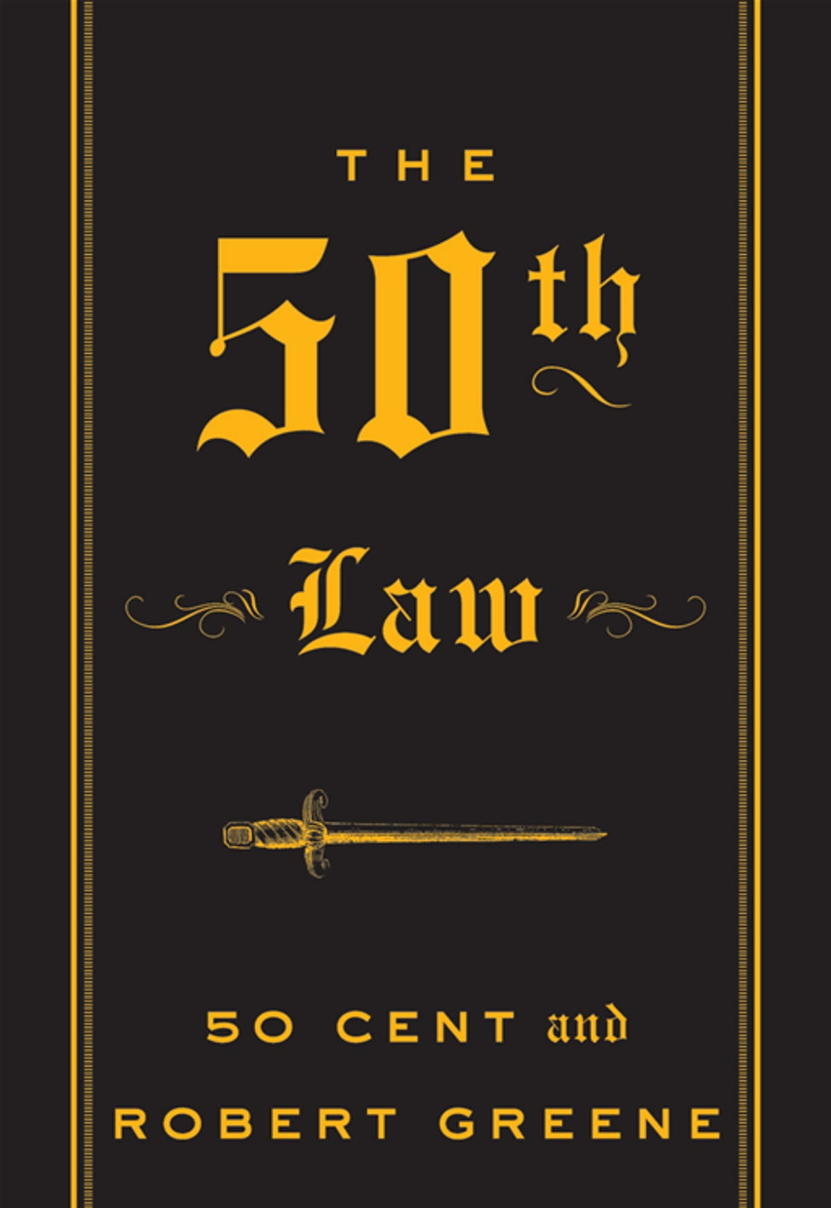 The 50th Law ebook by 50 Cent, Robert Greene