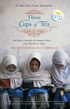 Three Cups of Tea - One Man's Mission to Promote Peace . . . One School at a Time ebook by David Oliver Relin, Greg Mortenson