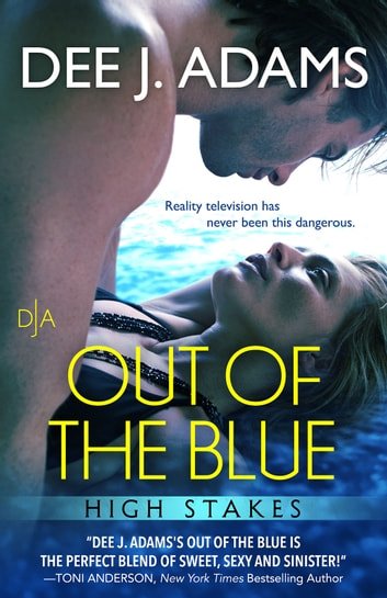 Out of the Blue ebook by Dee J. Adams