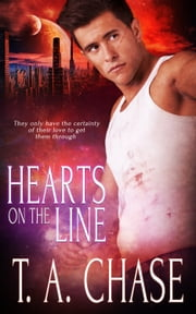 Hearts on the Line ebook by T.A. Chase