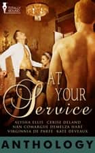 At Your Service ebook by Nan Comargue, Virginnia  DeParte, Cerise DeLand