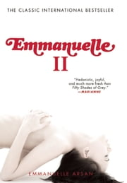 Emmanuelle II ebook by Emmanuelle Arsan,Anselm Hollo