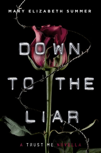 Down to the Liar ebook by Mary Elizabeth Summer