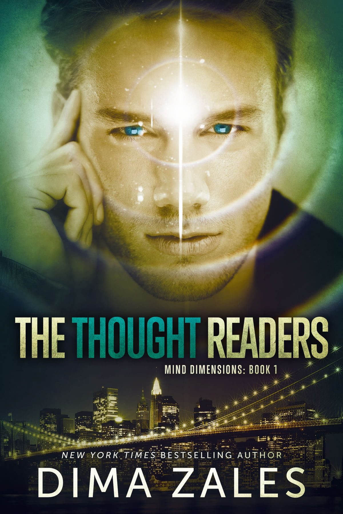 The Thought Readers (mind Dimensions Book 1) Ebook By Dima Zales   9781631420214  Rakuten Kobo