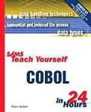 Sams Teach Yourself COBOL in 24 Hours ebook by Hubbell, Thane