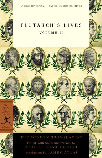 Plutarch's Lives, Volume 2 ebook by Plutarch