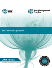 ITIL Service Operation ebook by Cabinet Office