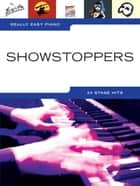 Really Easy Piano Showstoppers ebook by Wise Publications