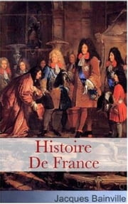Histoire de France eBook par Jacques Bainville