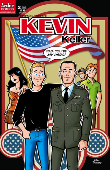 Veronica #208: Kevin Keller #2 ebook by Dan Parent,Rich Koslowski,Jack Morelli,Digikore Studios