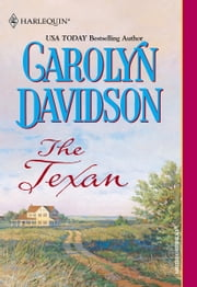 The Texan ebook by Carolyn Davidson