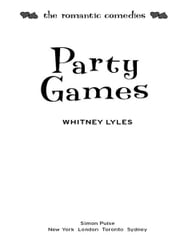 Party Games ebook by Whitney Lyles