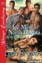 Ice Men of North Dakota ebook by Leah Brooke