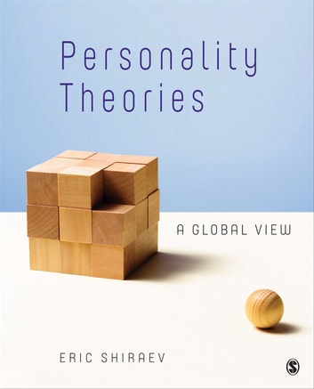 Personality Theories - A Global View ebook by Eric Shiraev