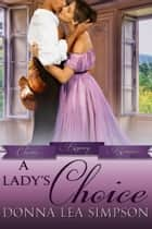 A Lady's Choice ebook by