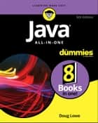 Java All-in-One For Dummies ebook by Doug Lowe