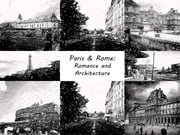 Paris & Rome - Romance and Architecture ebook by Andre Britto