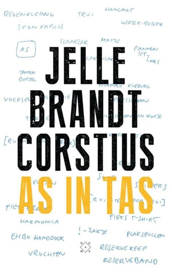 As in tas ebook by Jelle Brandt Corstius