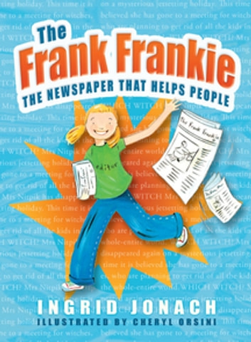 The Frank Frankie ebook by Ingrid Jonach