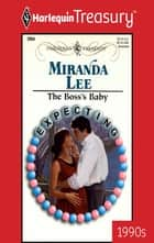 The Boss's Baby ebook by Miranda Lee