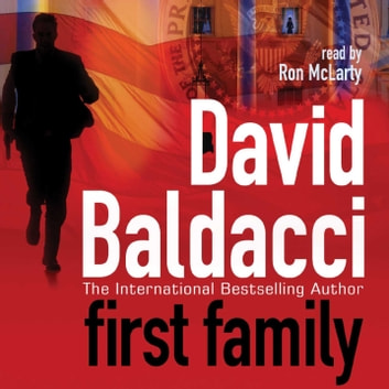 First Family audiobook by David Baldacci