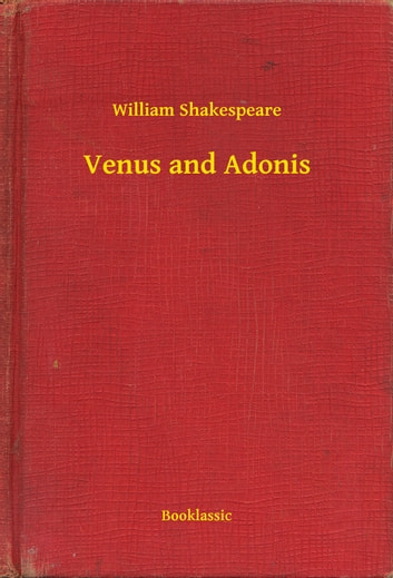 Venus and Adonis ebook by William Shakespeare