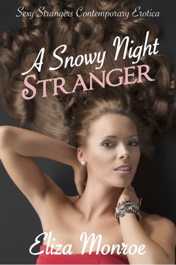 A Snowy Night Stranger - An Encounter Story ebook by Eliza Monroe