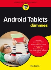 Android Tablets für Dummies ebook by Dan Gookin
