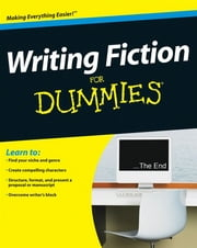 Writing Fiction For Dummies ebook by Randy Ingermanson, Peter Economy