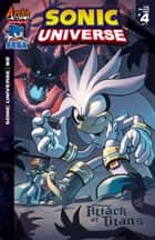 Sonic Universe #82 ebook by Evan Stanley, Jack Morelli, Tracy Yardley, Jim Amash, Matt Herms