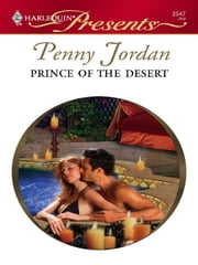 Prince of the Desert ebook by Penny Jordan