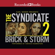 The Syndicate 2 audiobook by Brick, Storm