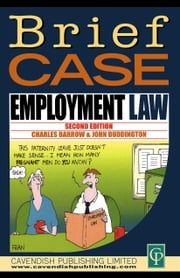 Briefcase Employment Law ebook by Duddington, Barrow &.