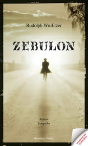 Zebulon Teaser ebook by Rudolph Wurlitzer