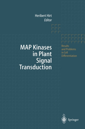 MAP Kinases in Plant Signal Transduction ebook by